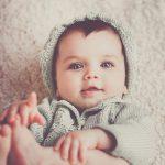 szczotka dla niemowląt
