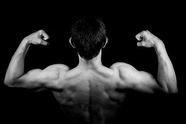 dieta na budowę mięśni
